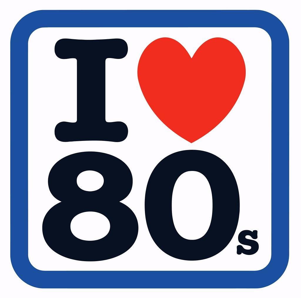 I love teh 80s
