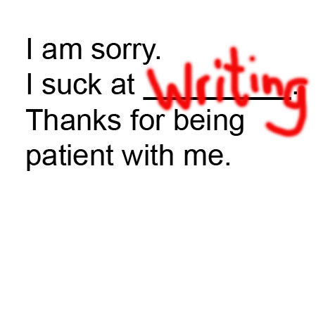 i-suck-at-writing
